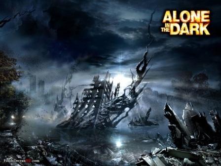 Изображение к русификатору Alone in the Dark (2008) (текст+звук)