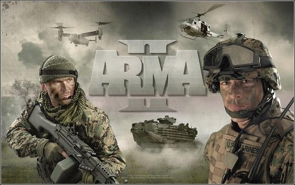 Изображение к русификатору ARMA 2