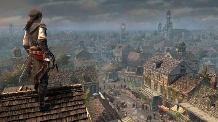 Изображение к русификатору Assassin's Creed: Liberation HD