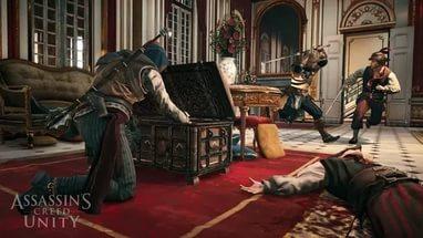 Изображение к русификатору Assassin's Creed: Unity