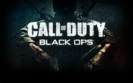 Call of Duty: Black Ops (текст+звук)
