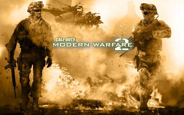 Изображение к русификатору Call of Duty: Modern Warfare 2