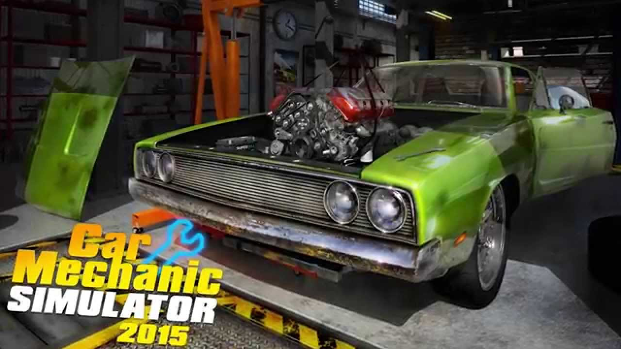 Изображение к русификатору Car Mechanic Simulator 2015