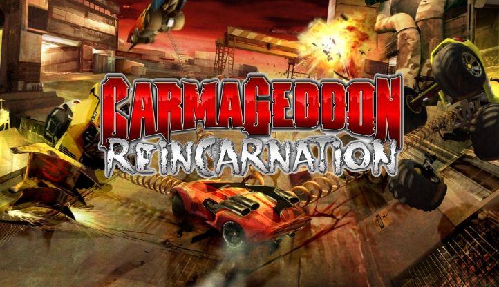 Изображение к русификатору Carmageddon: Reincarnation