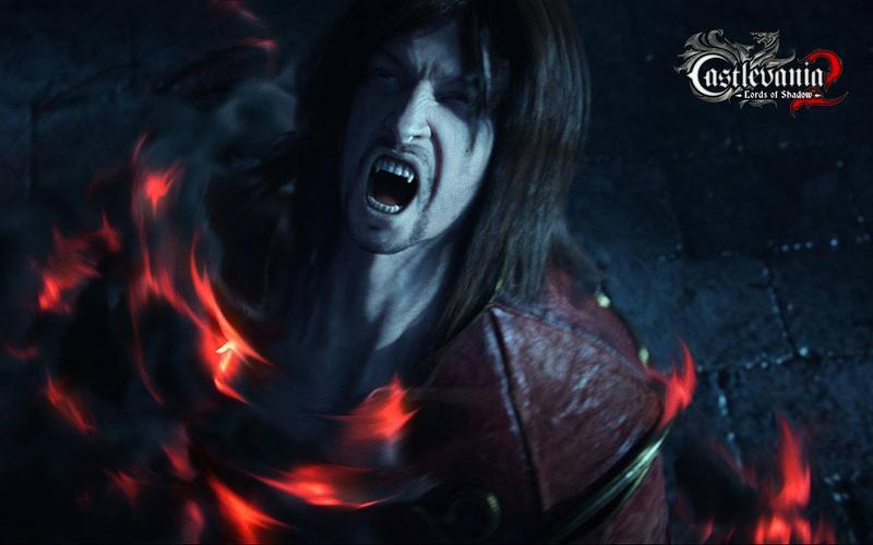 Изображение к русификатору Castlevania: Lords of Shadow 2