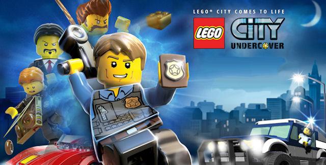 Изображение к русификатору LEGO City Undercover