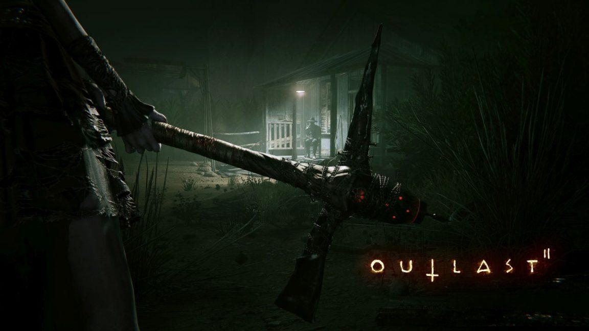 Изображение к русификатору Outlast 2