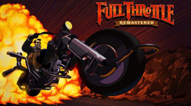 Изображение к русификатору Full Throttle Remastered