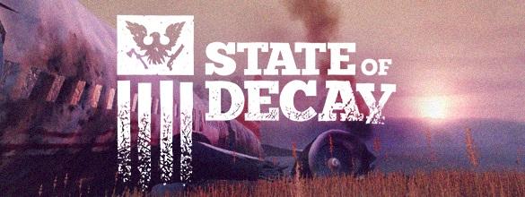 Изображение к русификатору State of Decay