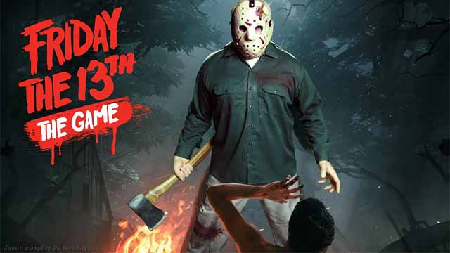 Изображение к русификатору Friday the 13th: The Game