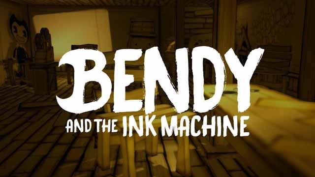 Изображение к русификатору Bendy and the Ink Machine