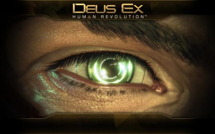 Deus Ex: Human Revolution - Director's Cut (текст+звук)