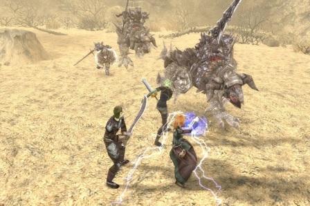 Dungeon Siege 2 (текст)
